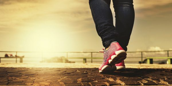 Bieganie po ulicy